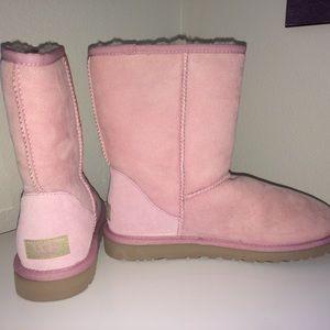 New Pink Ugg Australia